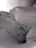 冰川 免版税库存照片