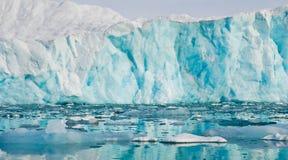 冰川 免版税库存图片