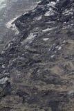 冰川1的死亡 库存图片