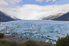 冰川5 免版税库存照片
