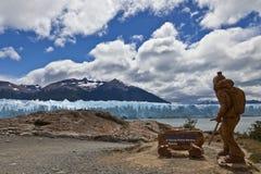 冰川8 库存照片