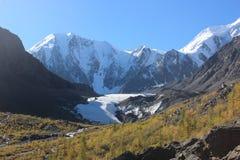 冰川Maasai 库存图片