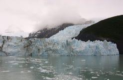 冰川Upsala 库存图片