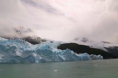 冰川Upsala 图库摄影