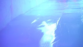 冰幻灯片,冰小山 股票视频