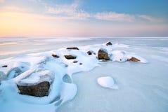 冰晶石 库存照片