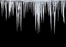 冰柱 库存图片