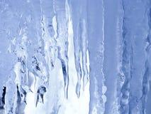 冰柱 免版税库存照片