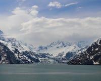 冰河海湾国家公园和蜜饯 免版税库存图片