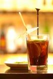 冰海岛长的茶 免版税库存图片
