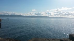 冰海洋 免版税库存照片