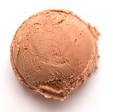 冰淇凌球 免版税库存照片