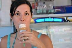 冰淇凌 库存图片