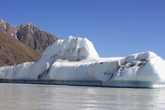 冰潜水艇 库存图片