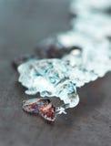 冰珠宝 免版税库存图片