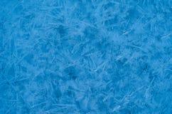 冰的纹理 图库摄影