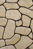 冰砾墙壁与黑赋格曲的 免版税库存照片
