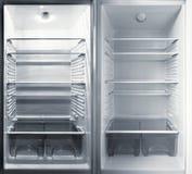冰箱的零件 免版税库存照片
