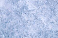 冰纹理背景 免版税库存图片