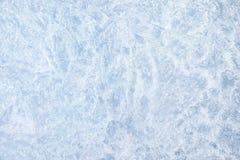 冰纹理背景 免版税库存照片