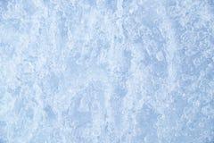 冰纹理背景 图库摄影