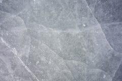 冰纹理 图库摄影