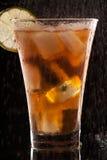 冰茶 免版税库存图片