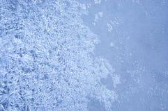 冰表面背景4 免版税库存照片