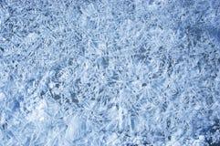 冰表面背景5 库存照片
