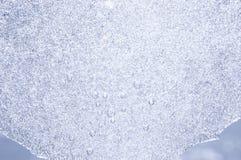 冰表面背景7 库存照片