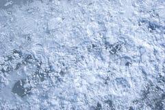 冰表面背景8 免版税图库摄影