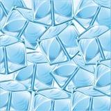 冰设计 免版税库存照片