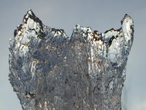 冰部分 免版税图库摄影