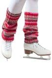 冰鞋季节 免版税图库摄影
