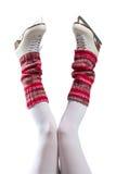 冰鞋季节 免版税库存照片