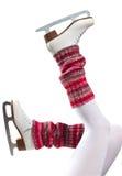 冰鞋季节 免版税库存图片