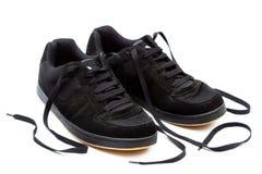 冰鞋鞋子 免版税库存照片