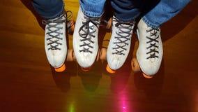冰鞋 库存照片