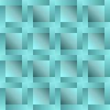 冰马赛克 抽象几何模式无缝的向量 免版税图库摄影