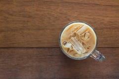 冰冻咖啡 库存照片