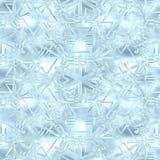 冰玻璃3 库存照片