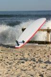冲浪板 免版税库存照片