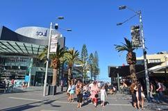 冲浪者天堂昆士兰澳大利亚 免版税库存照片