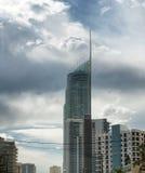冲浪者天堂,澳大利亚高楼  库存图片