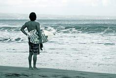 冲浪者 免版税库存图片