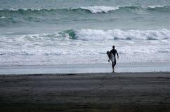 冲浪-休闲和体育 库存图片