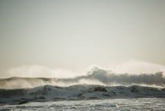 冲浪 图库摄影
