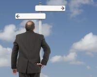 决策 免版税库存照片