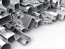 冶金学产业  免版税库存图片