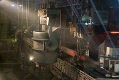 冶金学 库存照片